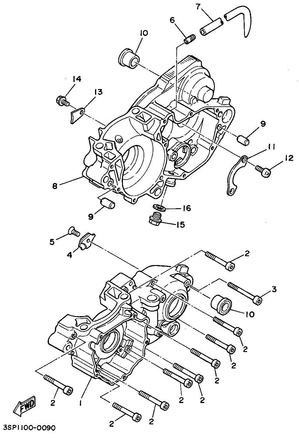 yz 250 1994