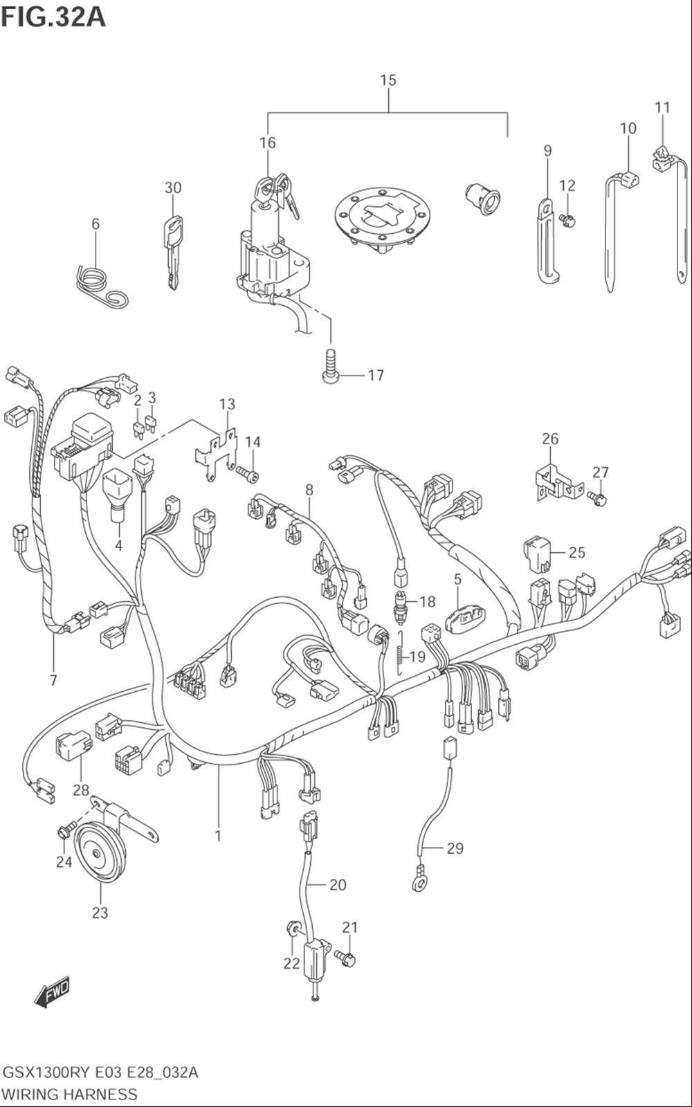 1998 suzuki rm125 service manual