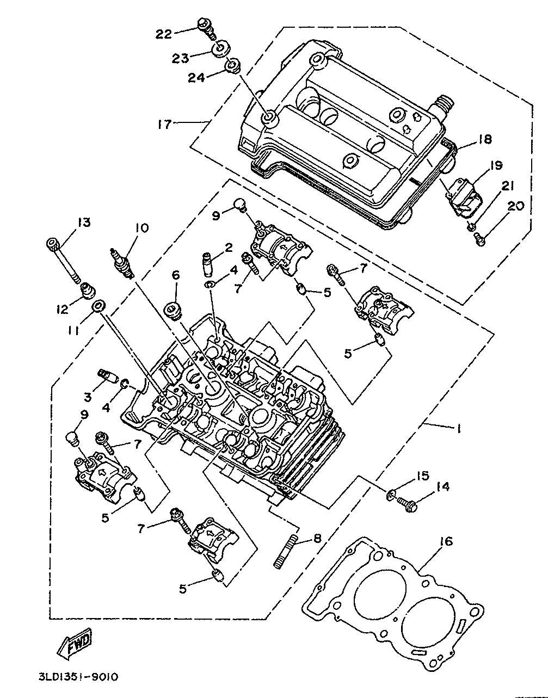 xtz 750 1993