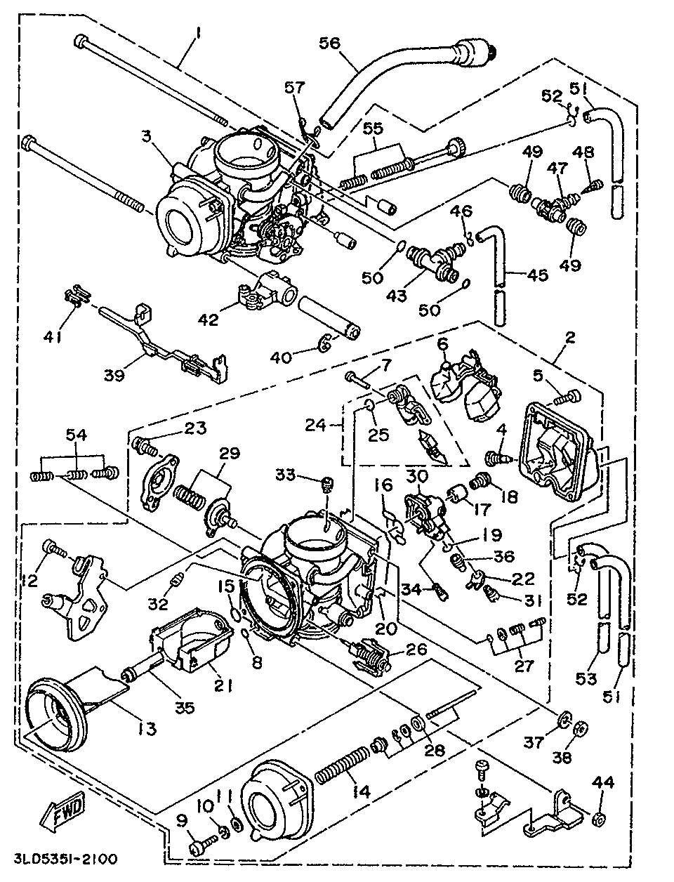 xtz 750 1995