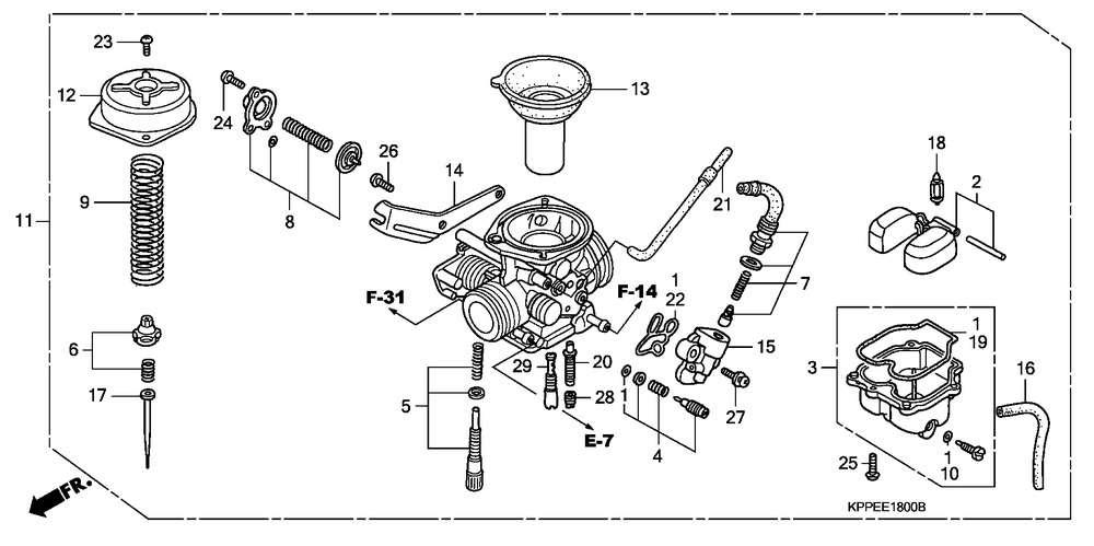 362846 Yamaha Thundercat Wiring Diagram on