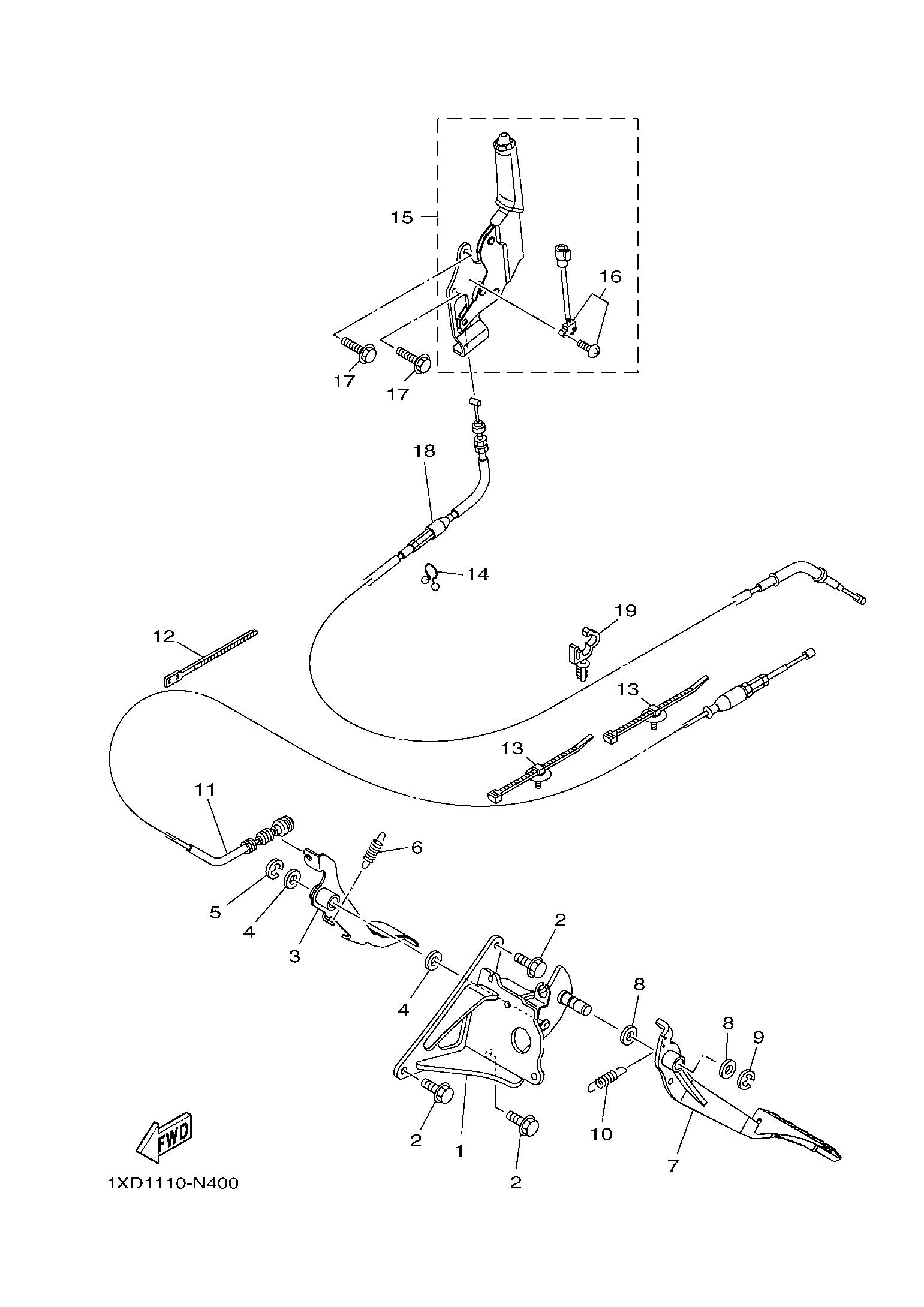Yamaha Diagram Viking Wiring Yxm700pse Diagrams Library